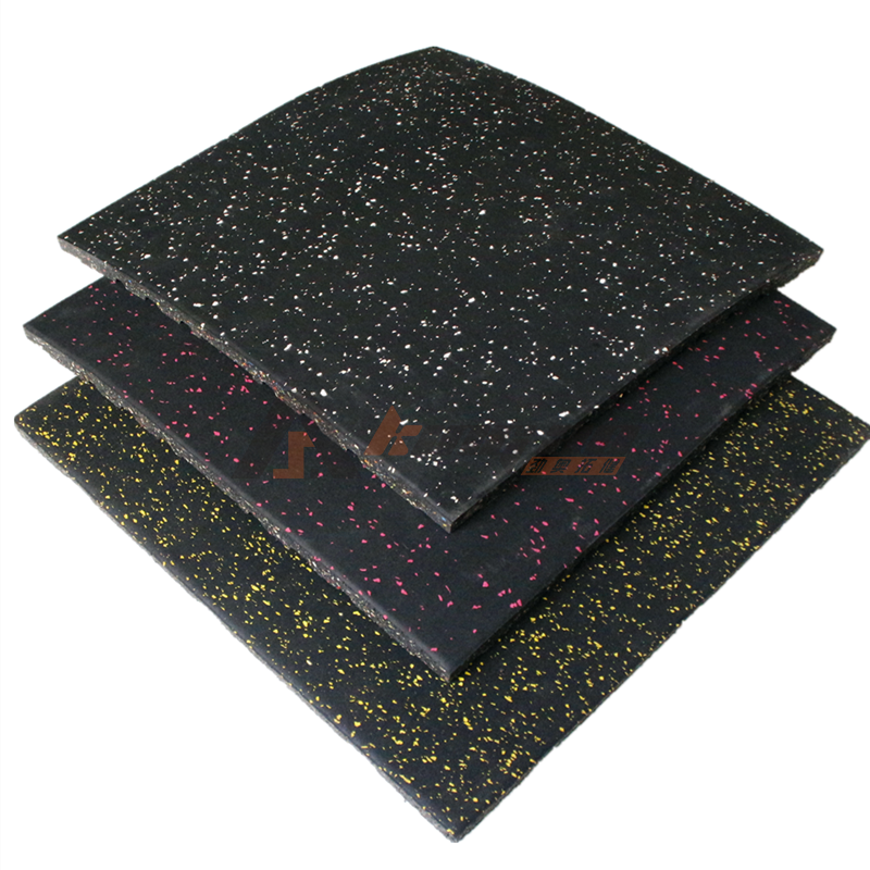 Rubber Mat Flooring, Colorful Rubber Flooring, Rubber Flooring