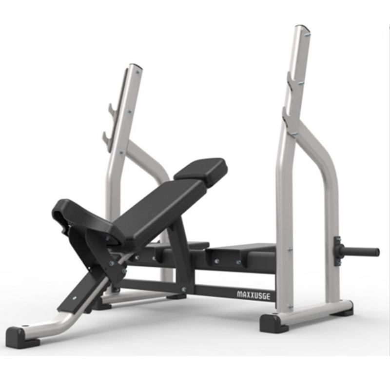D1F-004 Incline weight Bench