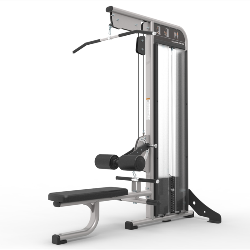D1-002 Pull Down/ Low Row Machine
