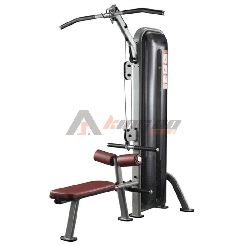 D2-002 Lat Pulldown/Low Row