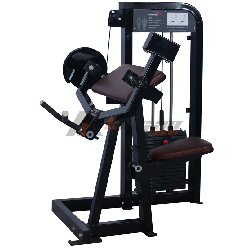 Biceps Curl Exercise Machine